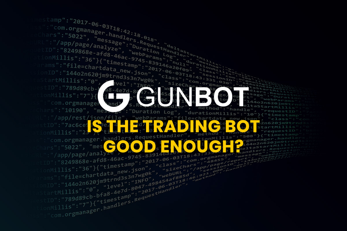 Gunbot Review 2020: Is the Trading Bot Good Enough?
